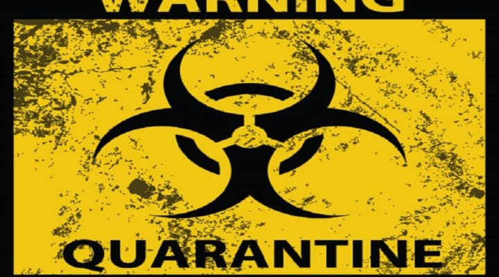 Quarantine Escape Room