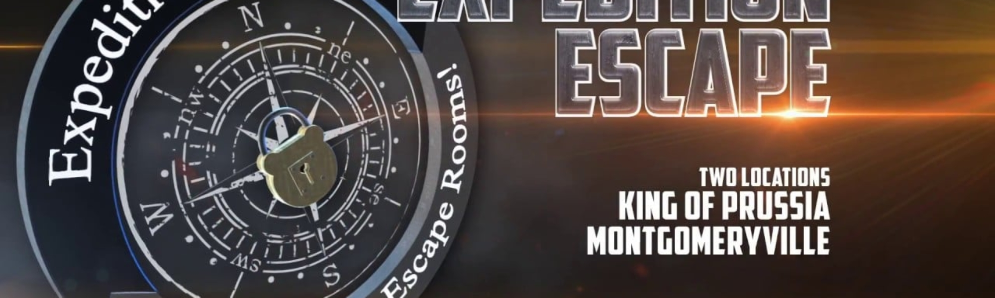 Expedition Escape! Escape Room in King of Prussia, PA & Montgomeryville, PA