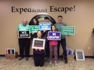 Choose Expedition Escape for New Things To Do Berwyn, PA!