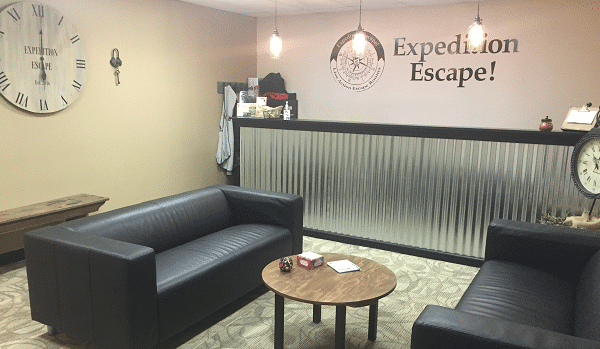 King of Prussia Escape Room Lobby