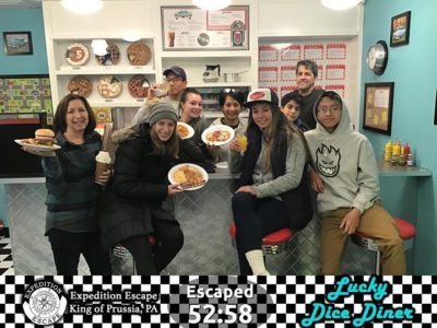 Brand New Escape Room King Of Prussia
