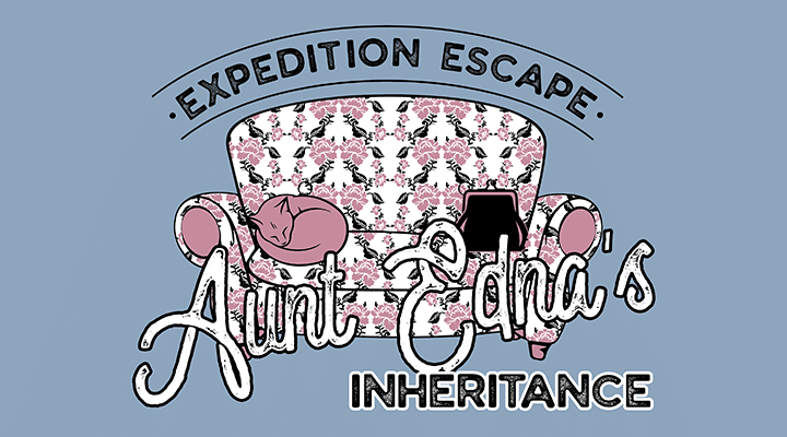 Aunt Edna's Inheritance Escape Room