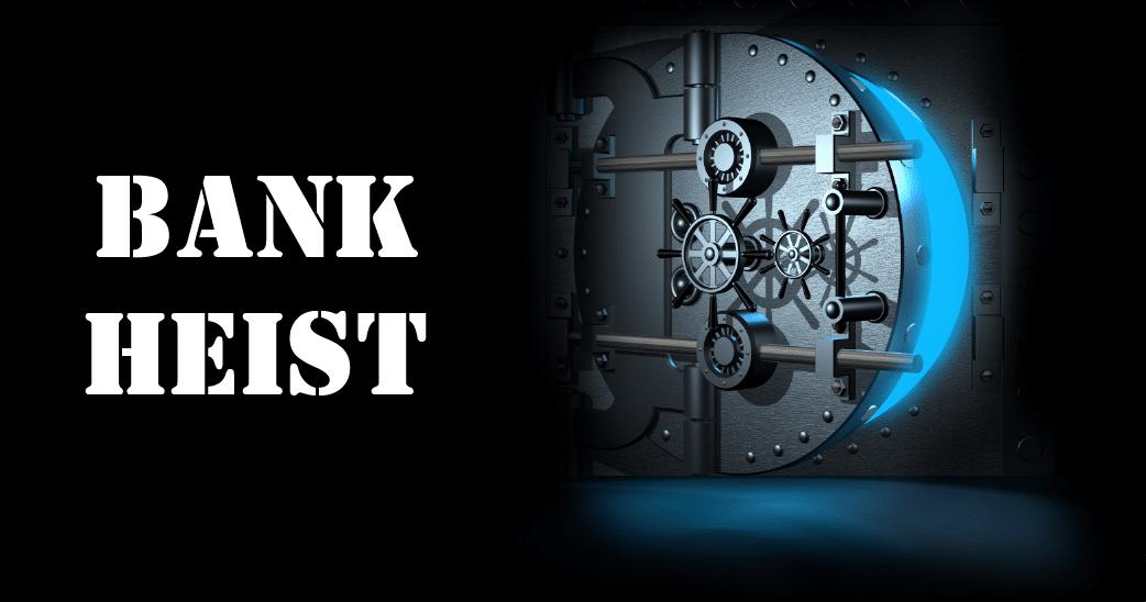 Bank Heist Online Escape Room Game