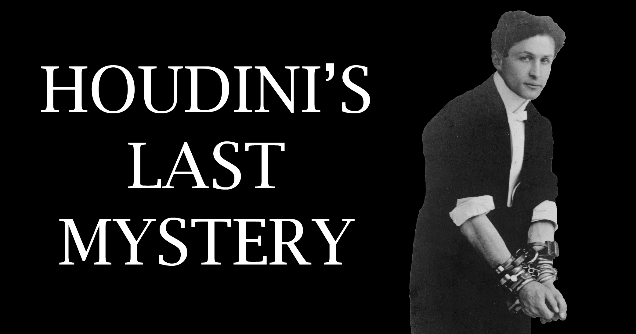 Houdini's Last Mystery Online Escape Room Game