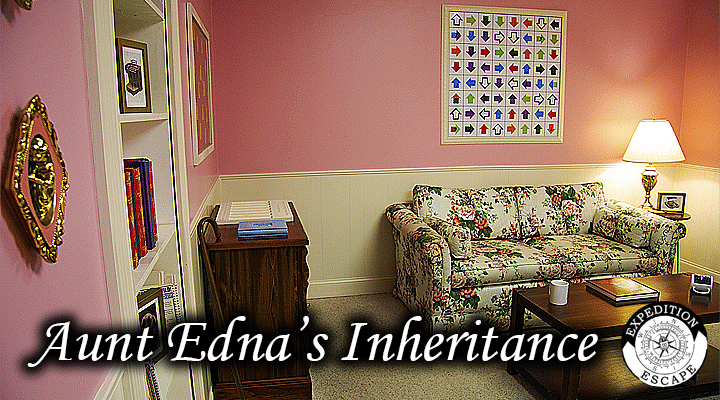 Expedition Escape Room Aunt Edna's Inheritance Escape Room King of Prussia