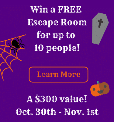 Halloween Escape Room Expedition Escape Room King of Prussia