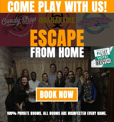 King Of Prussia Escape Room Games