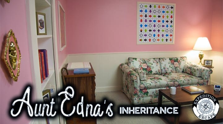 Aunt Edna's Inheritance Escape Room Expedition Escape King Of Prussia