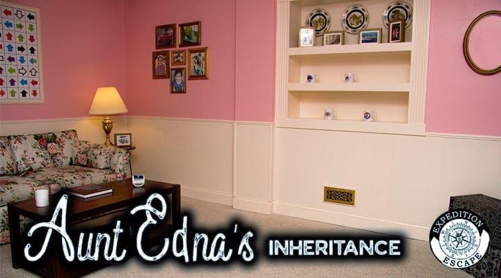 Aunt Edna's Inheritance Escape Room King of Prussia