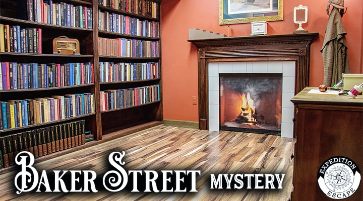 Baker Street Mystery Escape Room King Of Prussia Expedition Escape