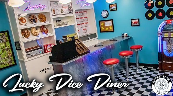 Lucky Dice Diner Escape Room - Expedition Escape